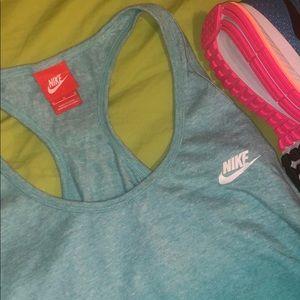 Nike Ombré Tank Top